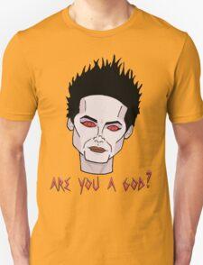 who goze der? Unisex T-Shirt