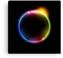Space Interstellar star Canvas Print