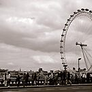 The Eye of London by AuroraImages