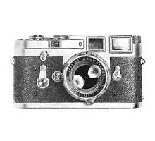 Leica M3 Drawing by MaShusik