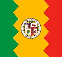 City of Los Angeles  by abbeyz71