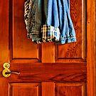 Old denim jacket by andreisky