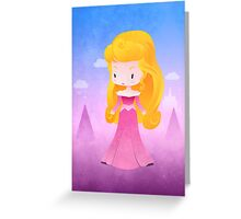 Aurora Greeting Card