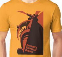 RUR - universal robot - android Unisex T-Shirt