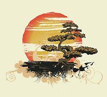 Japan art by MrNicekat