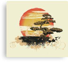 Japan art Canvas Print