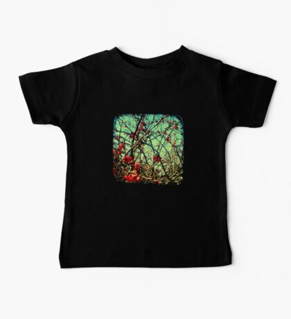 Blossom Frenzy - TTV Baby Tee