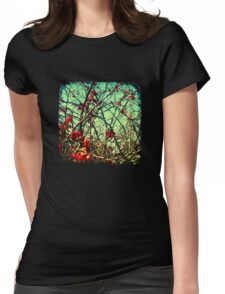 Blossom Frenzy - TTV Womens Fitted T-Shirt