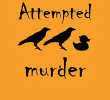 Attempted Murder - Crow T-Shirt