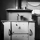 Ghost Town Kitchen - Guadalupe, New Mexico by TheBlindHog