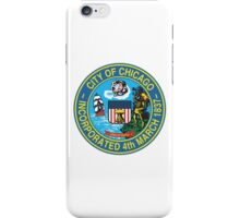 City of Chicago Seal iPhone Case/Skin