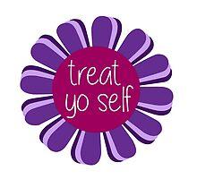 Treat Yo Self by hugsnguineapigs