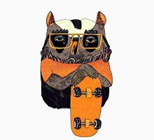 Suzi Owl Skater Unisex T-Shirt