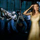 Jessica Biel - Worth Fighting Over. by Nick Koudis