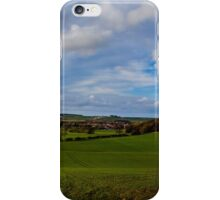 Hillside Panorama iPhone Case/Skin