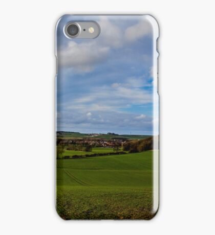 Hillside Panorama iPhone Case/Skin