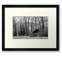 Lister Homestead Framed Print