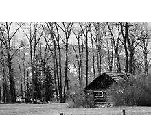 Lister Homestead Photographic Print