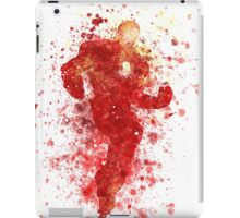 Iron Man Splatter Graphic iPad Case/Skin