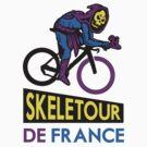 Skeletour De France by Tabner