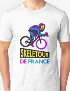 Skeletour De France Unisex T-Shirt