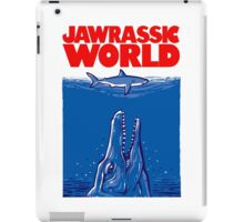 Jawrassic World (variation) iPad Case/Skin