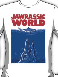 Jawrassic World (variation) T-Shirt
