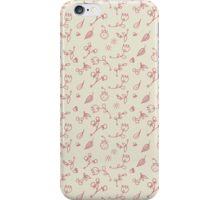 Romantic pattern iPhone Case/Skin