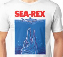Mosasaurus Jurassic World Sea Rex Unisex T-Shirt