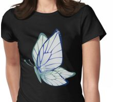 Butterfly... Womens Fitted T-Shirt