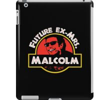 Future ex-Mrs. Malcolm iPad Case/Skin