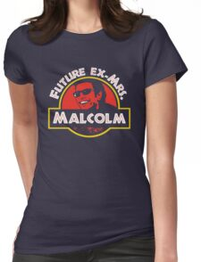 Future ex-Mrs. Malcolm Womens Fitted T-Shirt