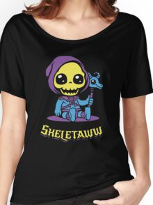 Cute Skeletor - Skeletaww Women's Relaxed Fit T-Shirt
