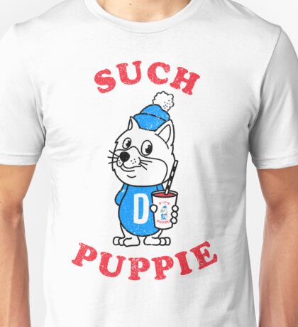 Such Puppie (Doge, Shibe, Shiba Inu) Unisex T-Shirt