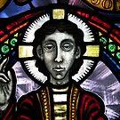 The Beardless Christ by Jeffrey Hamilton