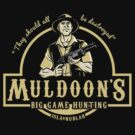 MULDOON'S BIG GAME HUNTING by Tabner