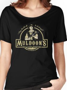 MULDOON'S BIG GAME HUNTING Women's Relaxed Fit T-Shirt