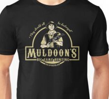 MULDOON'S BIG GAME HUNTING Unisex T-Shirt