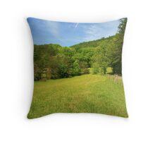 Forest Lane Throw Pillow