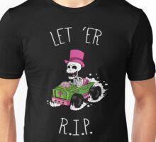 Let Her R.I.P. (Maude Flanders Funeral) Unisex T-Shirt