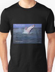 Please Send More Tourists - Humpback Whale T-Shirt
