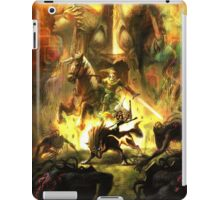 Zelda Twillight Princess Main Art iPad Case/Skin