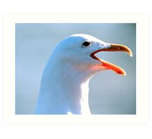 I'm A Legal Seagull Art Print