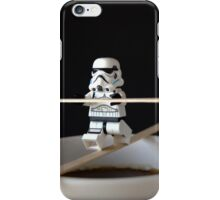Stormtrooper Training iPhone Case/Skin
