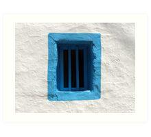 Aegean Colours V Art Print