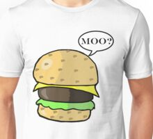 Moo? Unisex T-Shirt