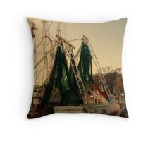 Until Morning Throw Pillow