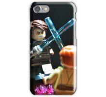 Jedi Duel iPhone Case/Skin
