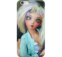 Fragile Fluttering iPhone Case/Skin