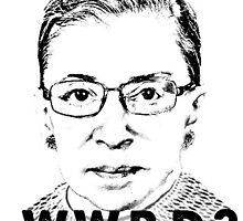 W.W.R.D.?: WHAT WOULD RUTH DO? by What Would Gloria Do?